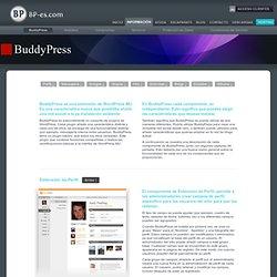 BuddyPress, WordPress, Asesoramiento, hosting, implantaciones, traducciones y ayuda. BuddyPress y Wordpress Español