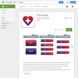 RCP·Asfixia - Android Apps on Google Play