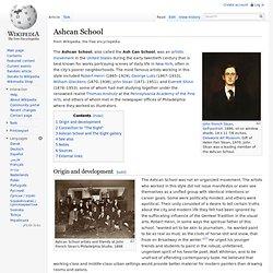 Ashcan School