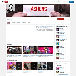 ashens's Channel