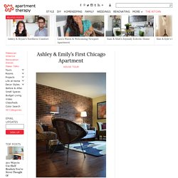 Ashley & Emily's First Chicago Apartment — House Tour