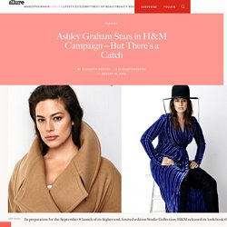H&M Taps Plus-Size Model Ashley Graham But Doesn't Carry the Sizes in Stores