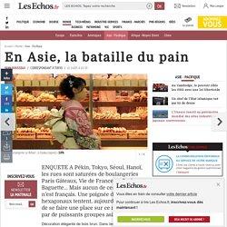 En Asie, la bataille dupain, Asie - Pacifique
