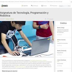 Asignatura de Tecnología, Programación y Robótica