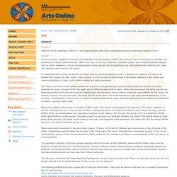 TKI Arts Online