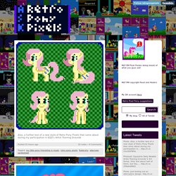 Ask Retro Pony Pixels