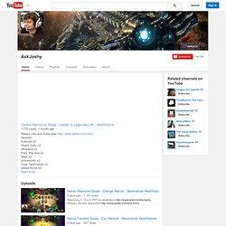 AskJoshy's Channel