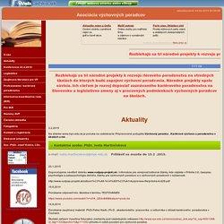 Asociácia výchovných poradcov