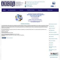 Abgra - Asociación de Blibiotecarios Graduados