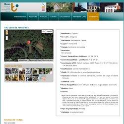 Central hidroelétrica de A Ventureira. Asociación Buxa