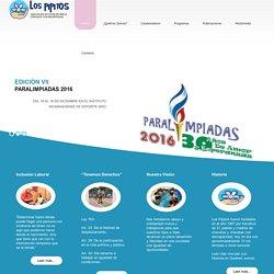 Los Pipitos. Asociación de padres de familia con hijos con discapacidad