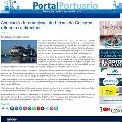 Asociación Internacional de Líneas de Cruceros refuerza su directorio - Portal Portuario