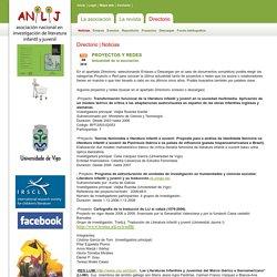 ANILIJ - Asociación Nacional de Investigación en Literatura Infantil y Juvenil