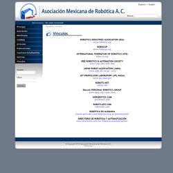AMRob: Asociacion Mexicana de Robotica