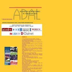 Asociación de Profesorado de Educación Física ADAL