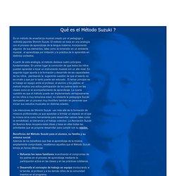 Asociación Suzuki de Buenos Aires : :