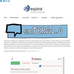 Revista digital enTERA2.0 - Asociación Espiral, educación y tecnología