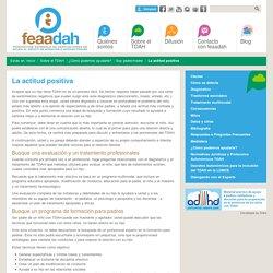 Feaadah. Federación Española de Asociaciones de Ayuda al Déficit de Atención e Hiperactividad