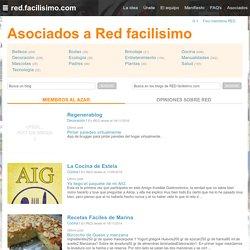 Asociados a RED facilisimo.com