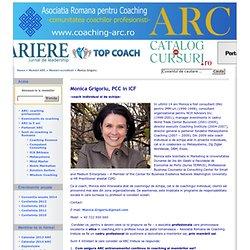 ARC - Asociatia Romana pentru Coaching