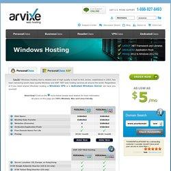ASP NET Web Hosting by Arvixe
