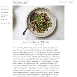 Asparagus Panzanella Recipe