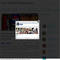 Une nouvelle étude pourrait marquer la fin des sodas light et de l'aspartame