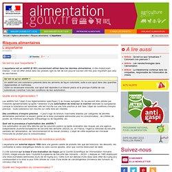 ALIMENTATION_GOUV_FR 01/10/12 Aspartame
