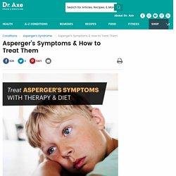 Asperger's Symptoms & How to Treat Them
