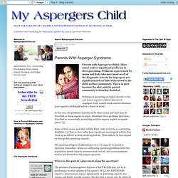 people with aspergeres approach realm dating