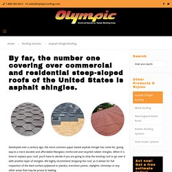Olympic Roofing, Painting & Siding