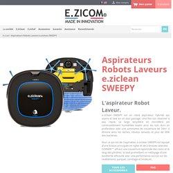 Aspirateur Robots Laveurs e.ziclean SWEEPY