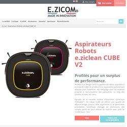 Aspirateurs Robots e.ziclean CUBE V2