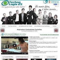 Techno Logis 25 - Aspiration Centralisée Doubs ( Franche-comté )