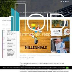 Génération Y : de nouvelles aspirations pour s'épanouir au travail - Observatoire de l'immobilier durable