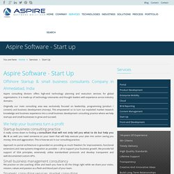 Aspire Software - Start up