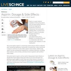 Aspirin: Dosage & Side Effects