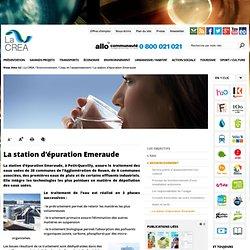 Eau / Assainissement - Station Émeraud