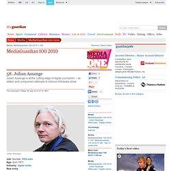 MediaGuardian 100 2010