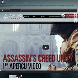 Assassin's Creed® III | Site officiel d'FR | Ubisoft