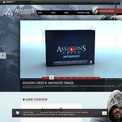 Assassin's Creed® Revelations | UK | Ubisoft