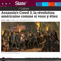 Assassin's Creed 3, la révolution américaine comme si vous y étiez
