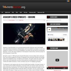 Assassin's Creed Syndicate - XBOXONE