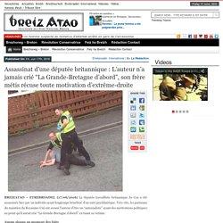 """Assassinat d'une députée britannique : L'auteur n'a jamais crié """"La Grande-Bretagne d'abord"""", son frère métis récuse toute motivation d'extrême-droite"""
