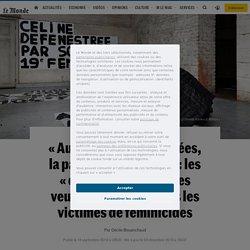 «Aux femmes assassinées, la patrie indifférente»: les «colleuses» d'affiches veulent rendre visibles les victimes de féminicides