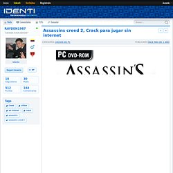 Assassins creed 2, Crack para jugar sin internet