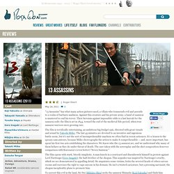 13 Assassins Movie Review & Film Summary (2011)