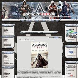 Pour tous les fans de l'univers Assassin's Creed d' Ubisoft