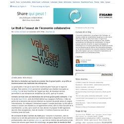 Le BtoB à l'assaut de l'économie collaborative — Share qui peut !