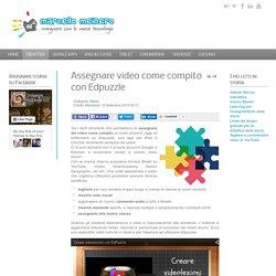 Assegnare video come compito con Edpuzzle